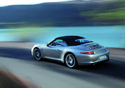 2013 Porsche 911 Carrera Convertible shows for the first time Detroit 2012