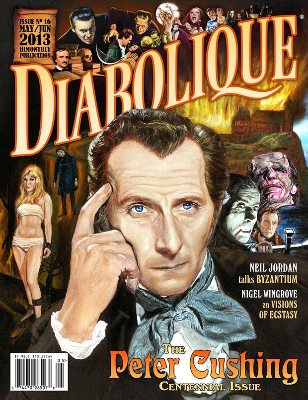 DIABOLIQUE Issue 16
