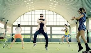 Video Klip 'Gangnam Style'