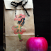 Printed Brown Paper Lunch Bags Tutorial