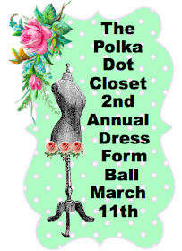 2nd Annual Dress Form Ball