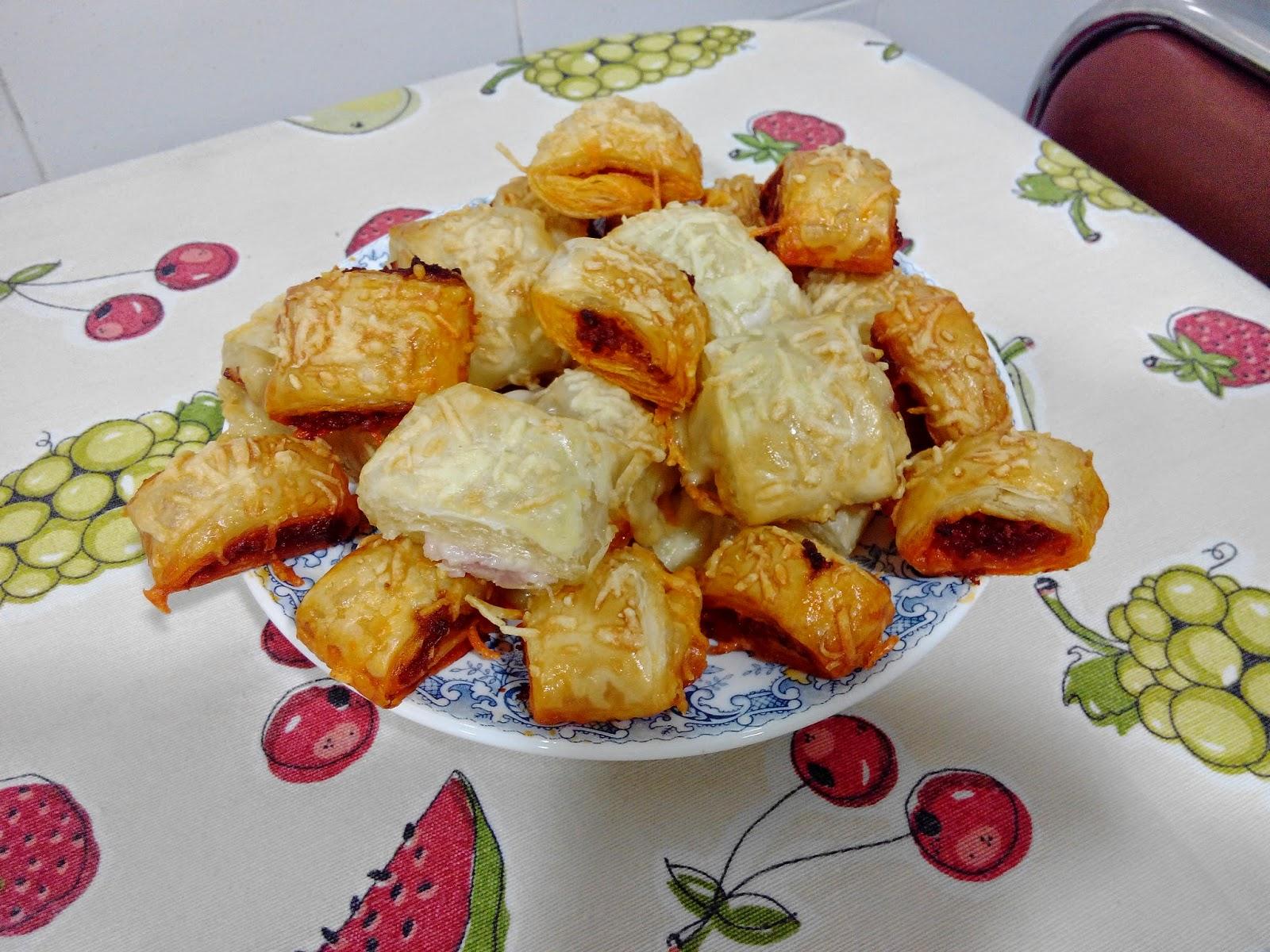 La cocina de bea y sus chicos aperitivos salados for Cenas frias ligeras