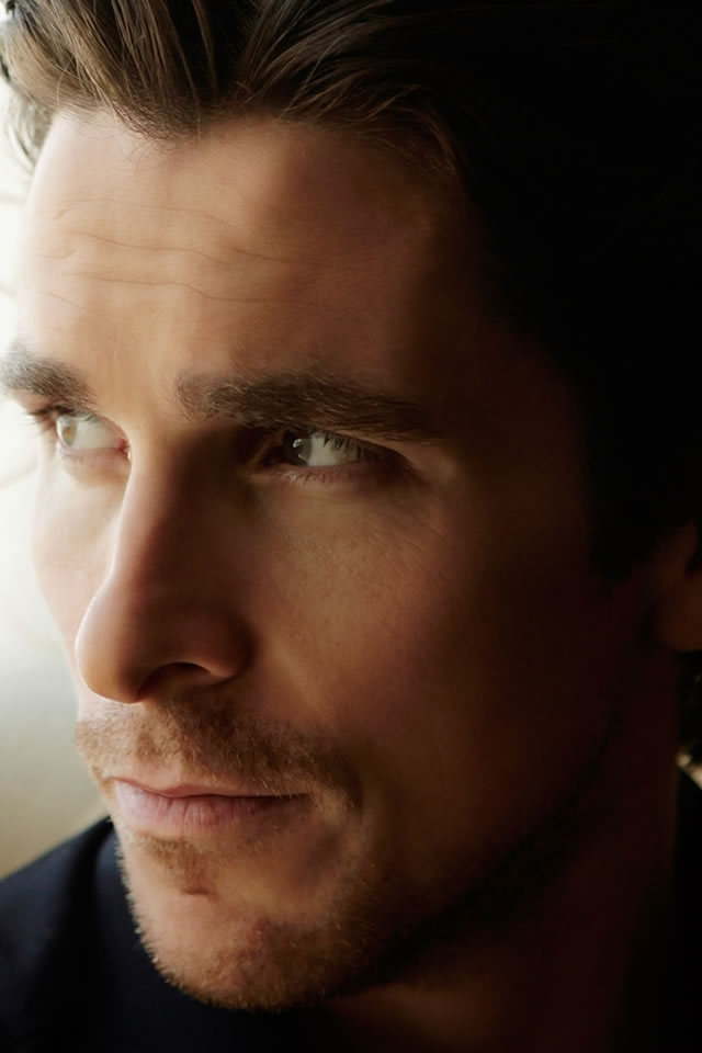 Download Iphone Wallpapers Christian Bale Download Iphone Pictures