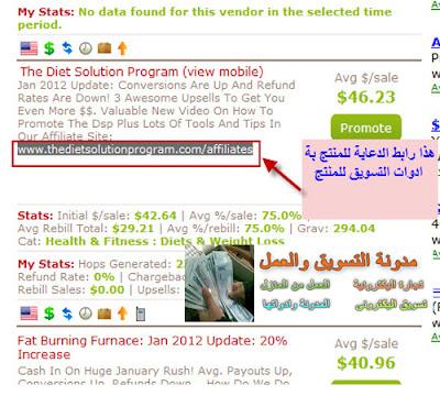 ادوات التسويق لمنتجات كليك بانك marketing tools clickbank.jpg