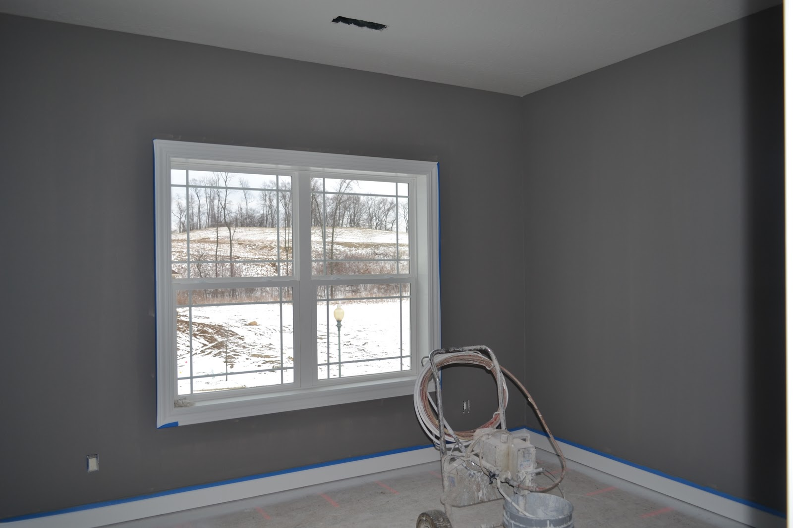 7018 dovetail sherwin williams - View From The Door
