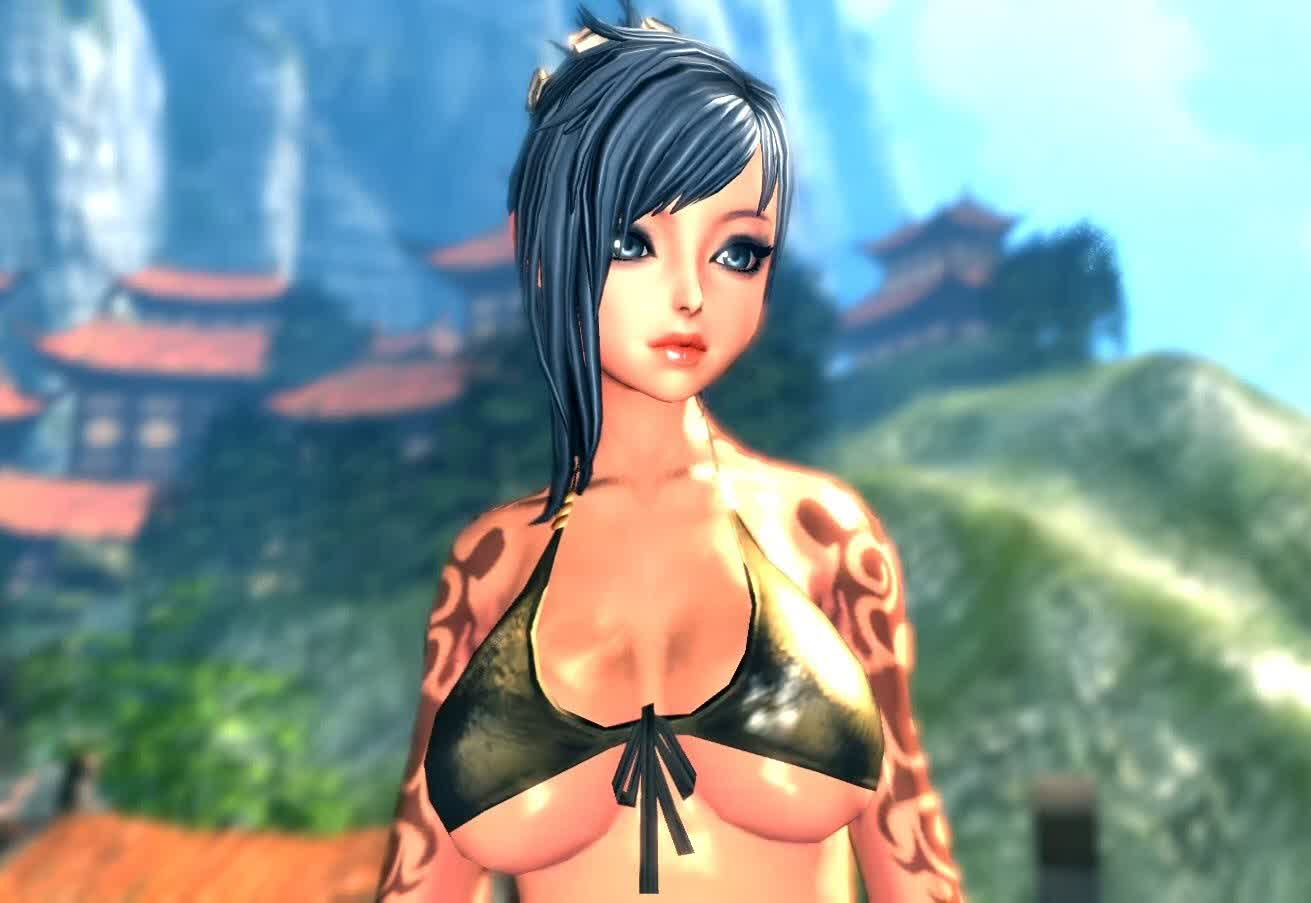 Blade & soul uncensored fucked image