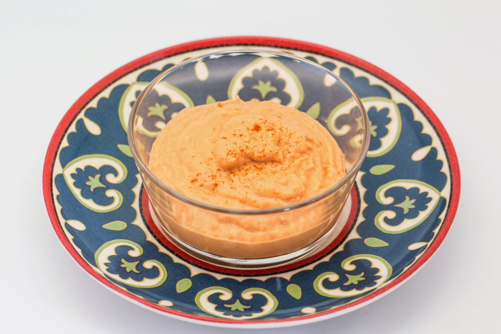 Hovkonditorn: Red Bell Pepper Hummus
