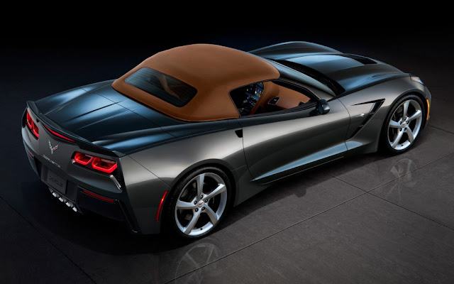 2014 Chevrolet Corvette Stingray Convertible Photos