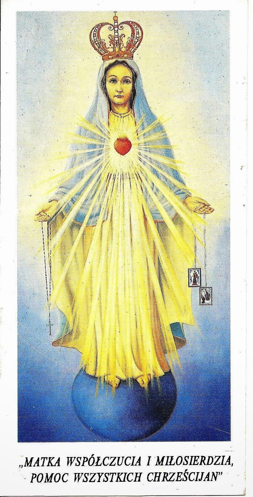Matka Współczucia i Miłosierdzia, Wspomożycielka Chrześcijan