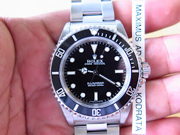 ROLEX SUBMARINER NODATE - ROLEX 14060 TWOLINERS - SERIAL D YEAR 2006 - MINTS CONDITION