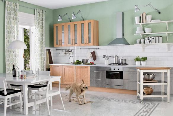 Ikea e momichan cucine ikea for Pensili cucina ikea