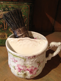 Antique Hunter Blog: Victorian Shaving Mug