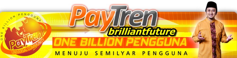 PayTren - Bisnis Murah Hasil Mewah