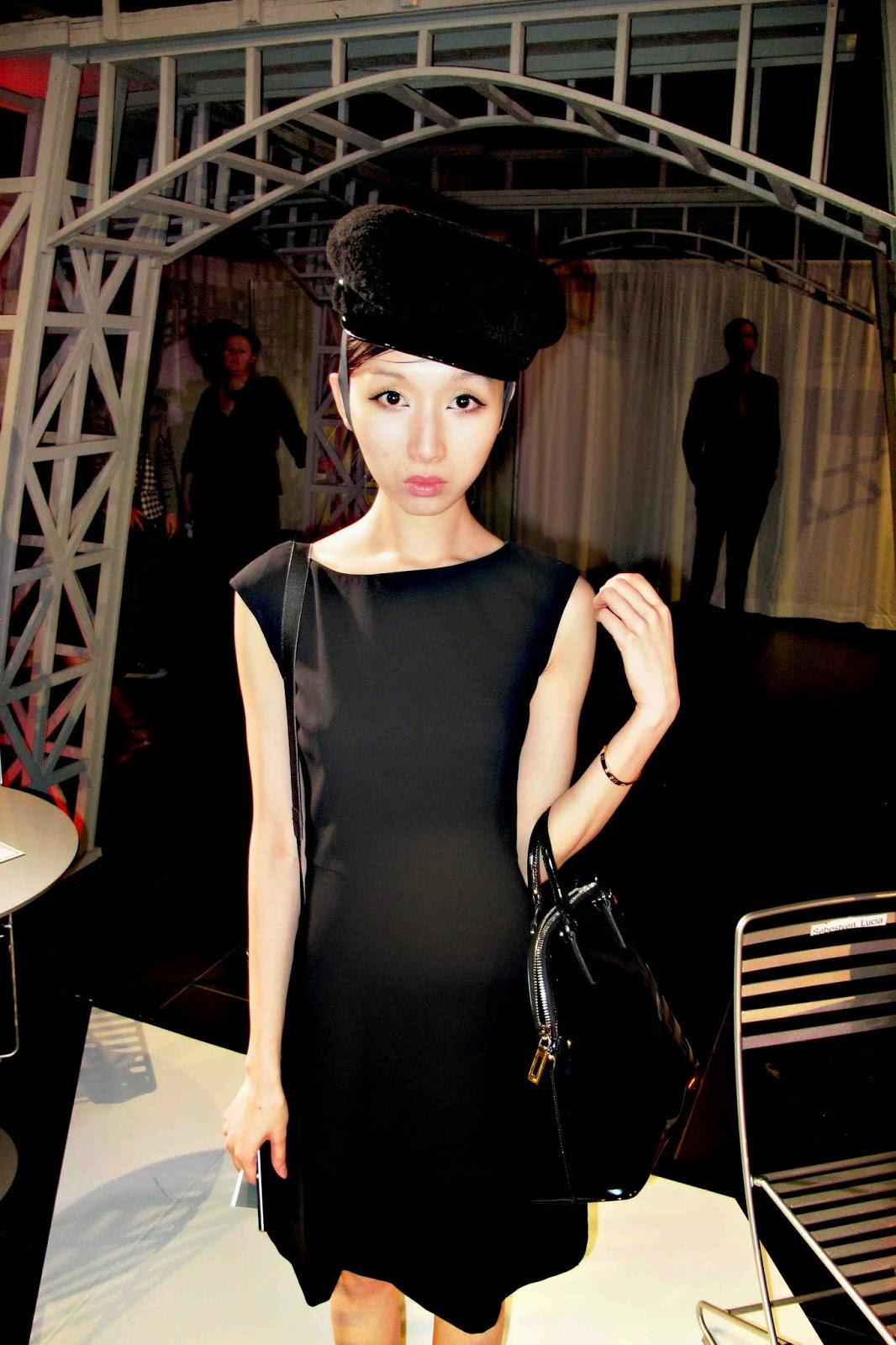 Holt renfrew fashion show Style Canadian Living