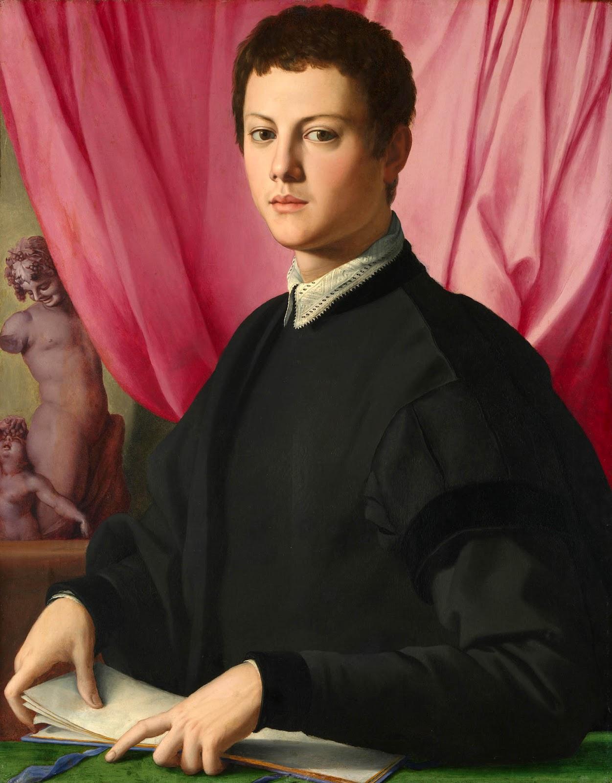 Westward the Course of Empire Takes Its Way: Bronzino | 1251 x 1600 jpeg 221kB