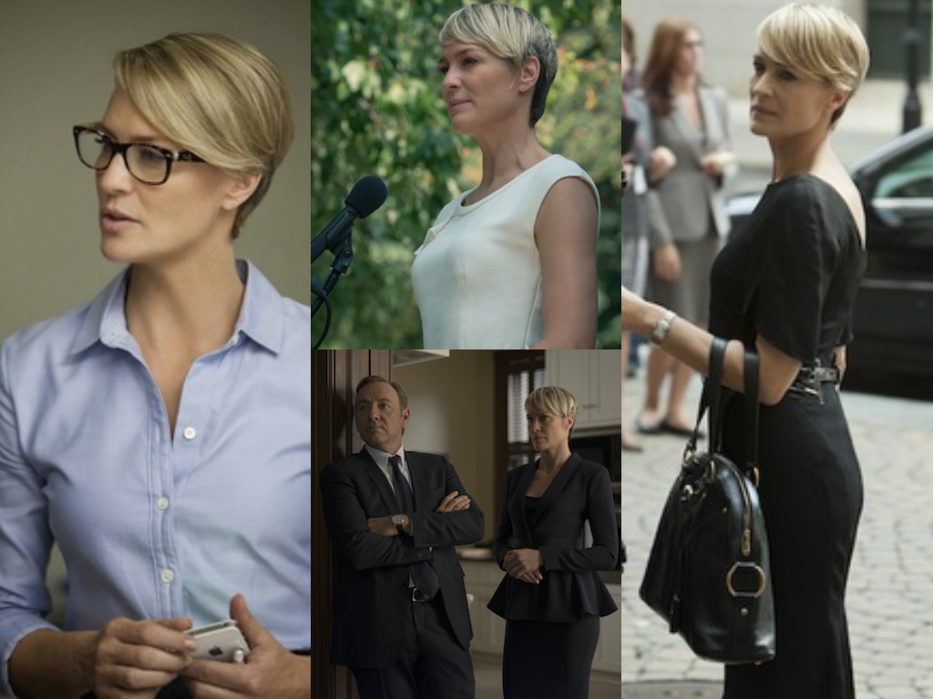 Claire Underwood Style Season 2 korisma: Power ...