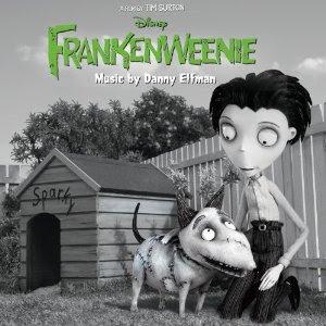 Frankenweenie film Score