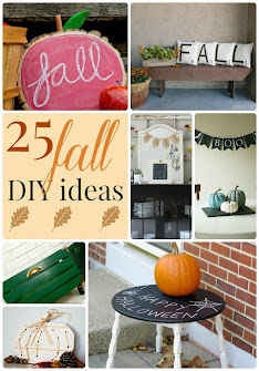 25 Fall DIY Ideas