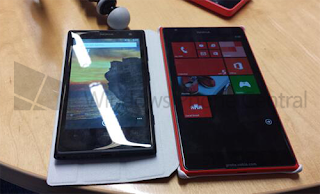 Nokia Lumia 1520 photo leaks, the screen phablet 6 Full-HD