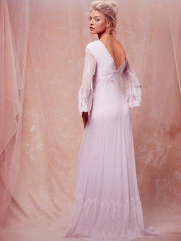 Free People Mystic Gown - Affordable Wedding Dresses: Medieval