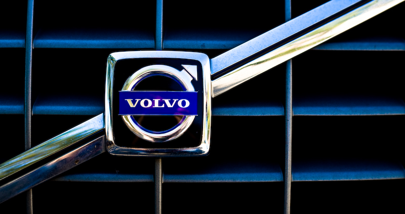 Car Logo Design: Volvo Logo