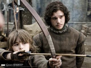 Bran and Jon