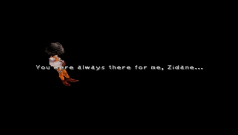 Final Fantasy IX, You Are Not Alone