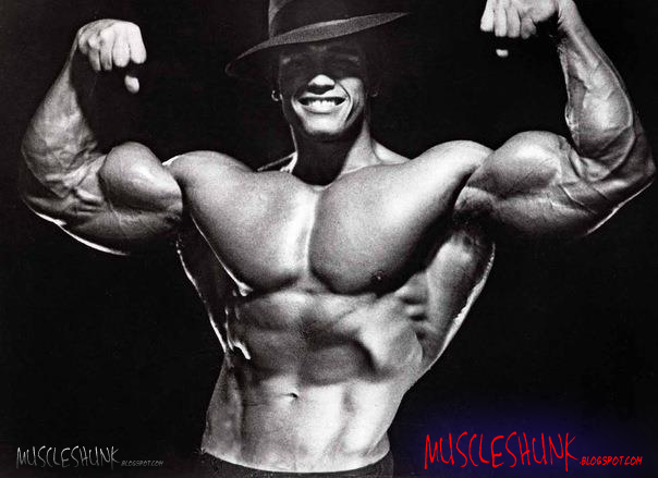 Arnold Schwarzenegger-The Legend Of Bodybuilding