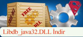 Libdb_java32.dll Hatası çözümü.