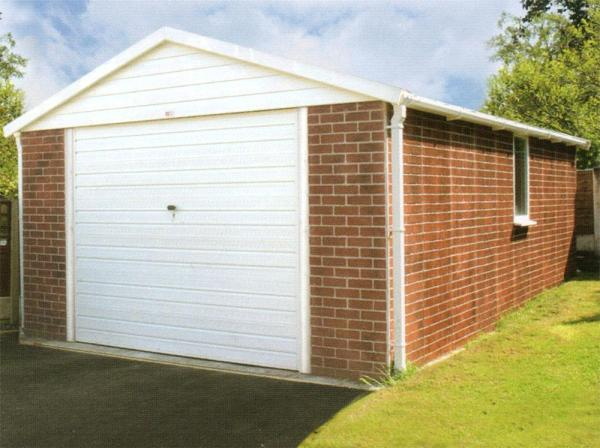 Brick Built Garages2