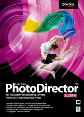 CyberLink PhotoDirector 5 Ultra 5.0.5315 Free Download Multilanguage