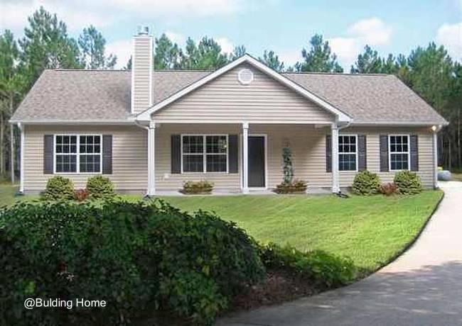 Arquitectura de casas ejemplos y modelos de casas americanas for Tipos de techos para casas fotos
