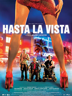 "Pôster do filme ""Hasta La Vista!"""