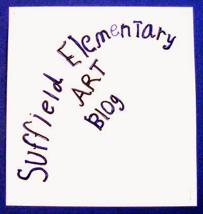 Suffield Elementary Art Blog!