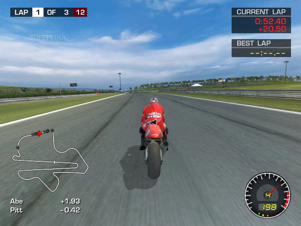 MotoGp 1 Game - Free Download Full Version For Pc