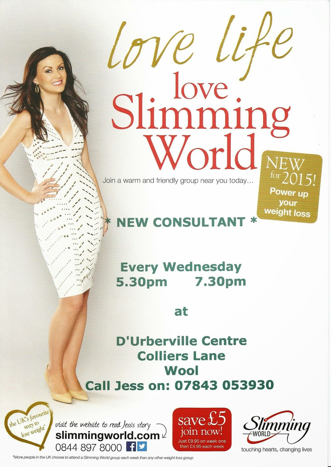 Bovington hive slimming world classes wool The slimming world