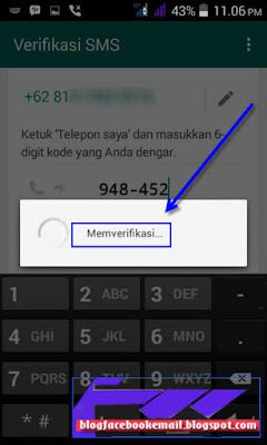 cara mendownload dan daftar aplikasi whatsapp