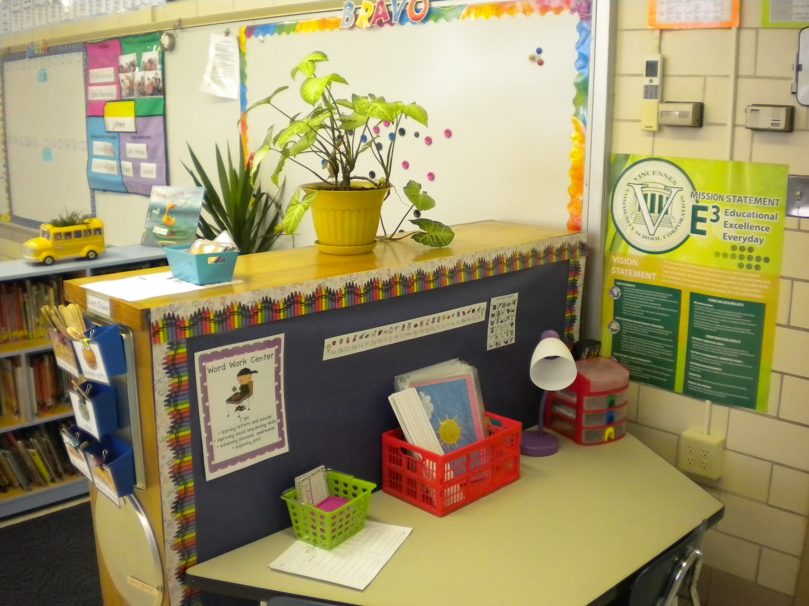primary possibilities  classroom reveal