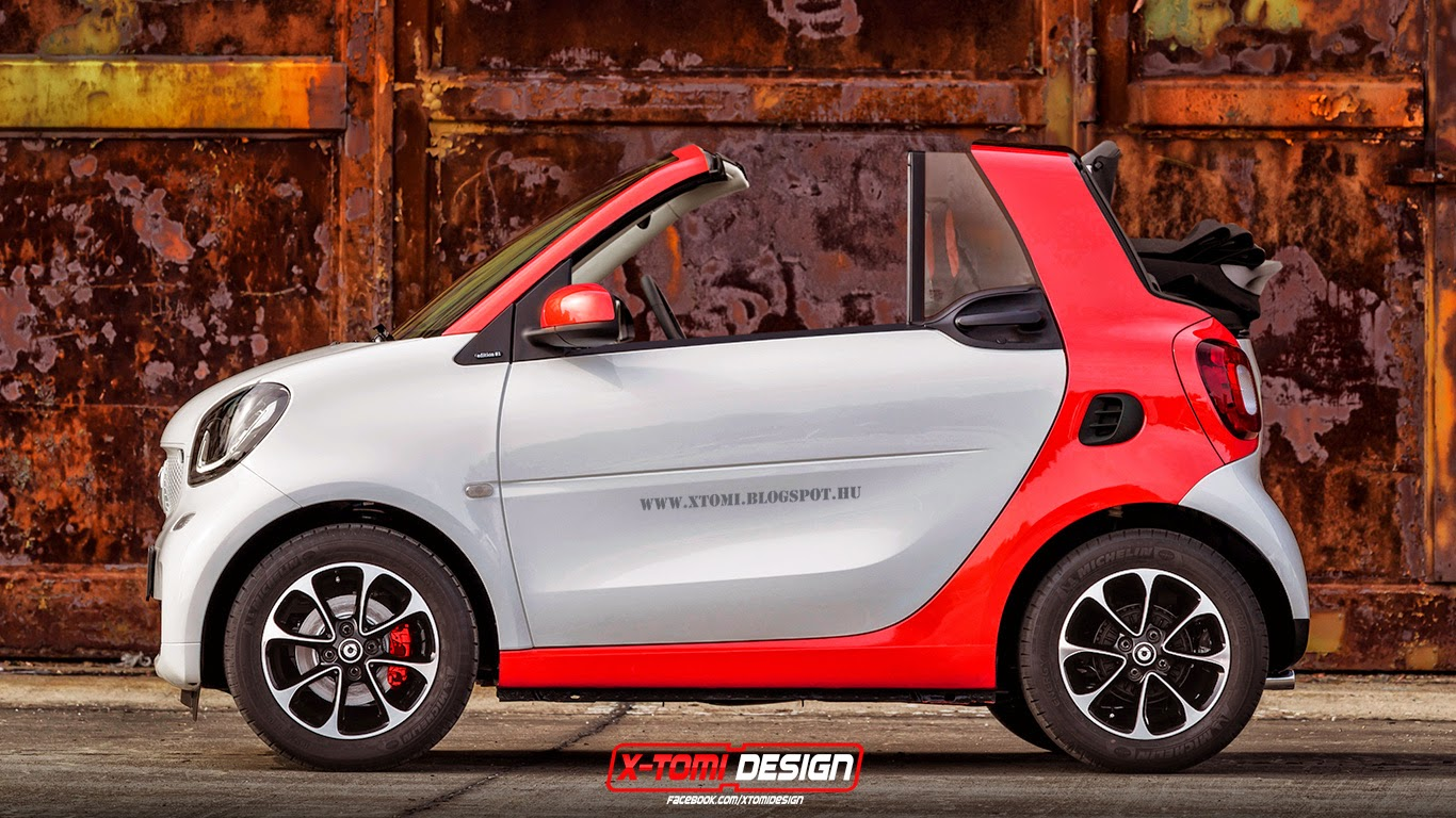 2014 - [Smart] ForTwo III [C453] - Page 19 Smart+Fortwo+Cabrio2