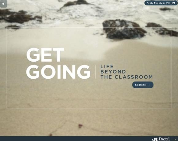 Get Going Today big image website