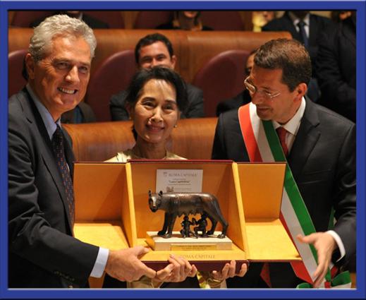 Kisah Suu Kyi penerima Nobel Perdamaian