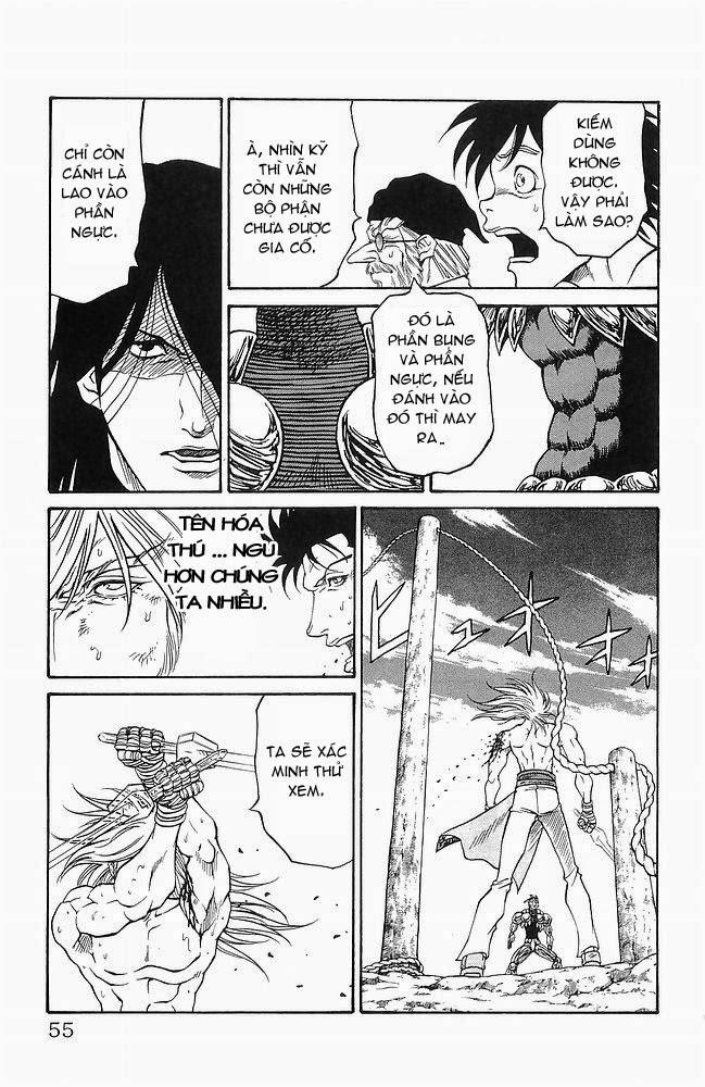 Vua Trên Biển – Coco Full Ahead chap 207 Trang 8 - Mangak.info