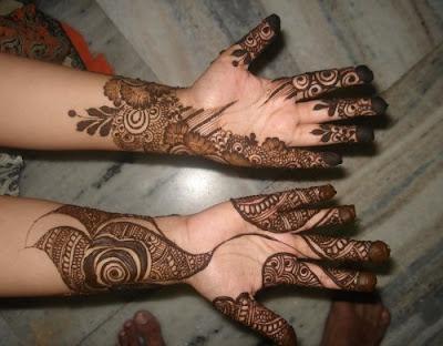 Easy Feet Mehndi Designs : Henna mehndi designs for hand feet arabic beginners kids girl
