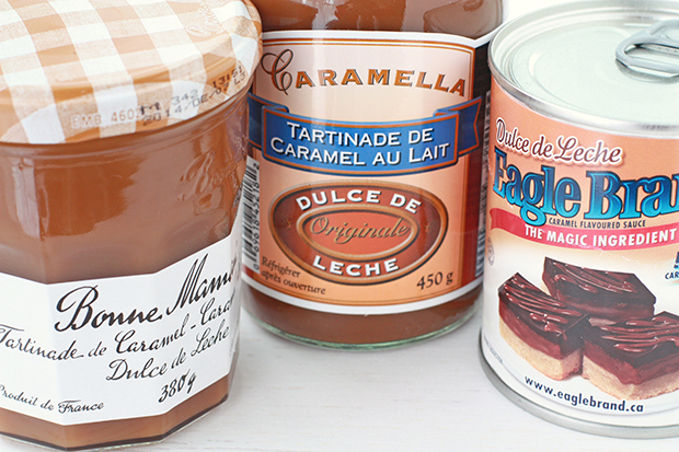 store bought dulce de leche