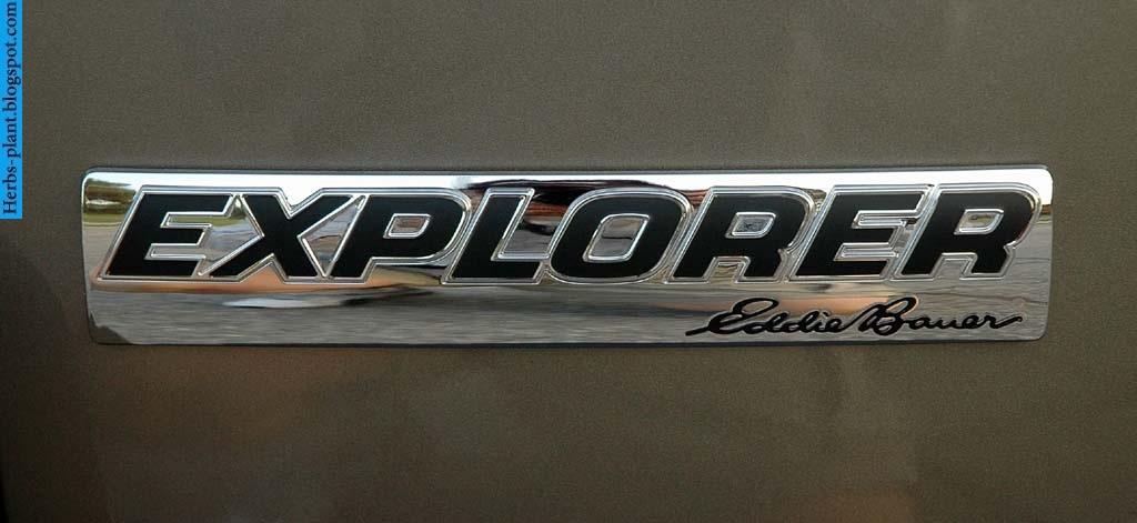 Ford explorer car 2013 logo - صور شعار سيارة فورد اكسبلورر 2013