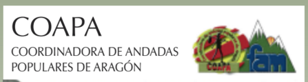 Andadas Populares de Aragón 2016
