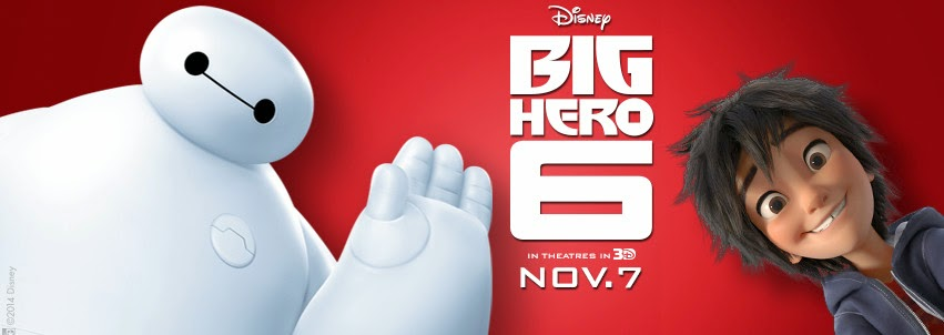 Big Hero 6: NYCC Trailer & New Poster
