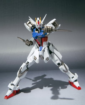 Robot Damashii (Side MS) Aile Strike Gundam
