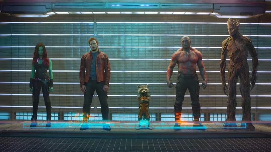 Guardians of the Galaxy - ΠρώτοTrailer για την νέα ταινία της Marvel