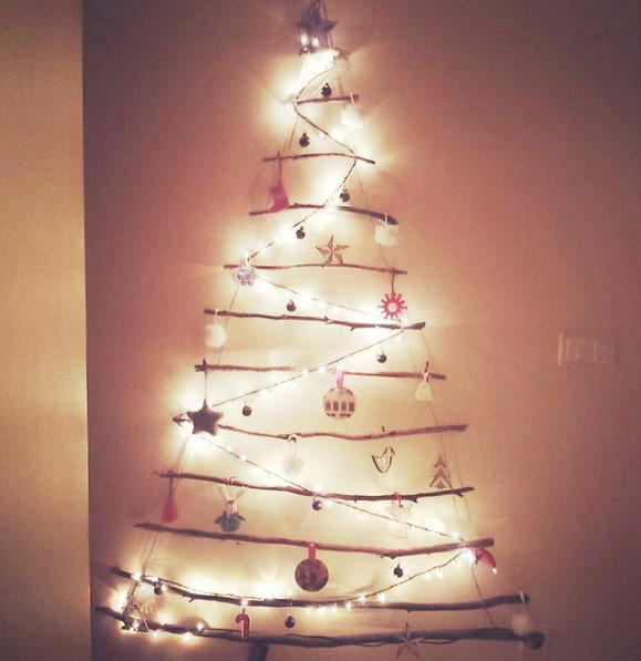 10 rboles de navidad para todos los gustos - Arbol De Navidad De Madera